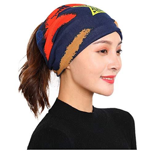 GoldPang,Sombrero Punto Nvierno Mujer Sombrero Caliente;