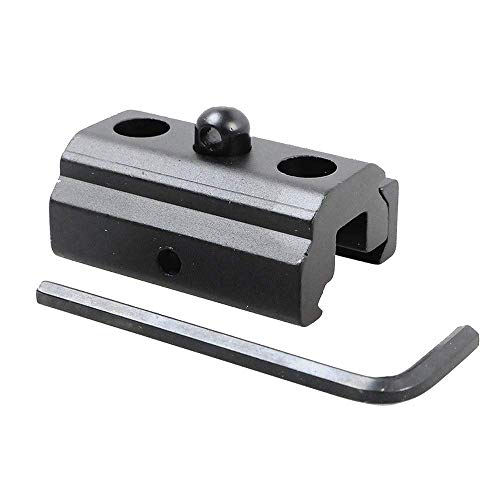Jagdadapter Fit 20mm Picatinny Weaver Rail Shooting Sling Swivels Stud Tool Military 20mm Connection - Stud Tool Installation