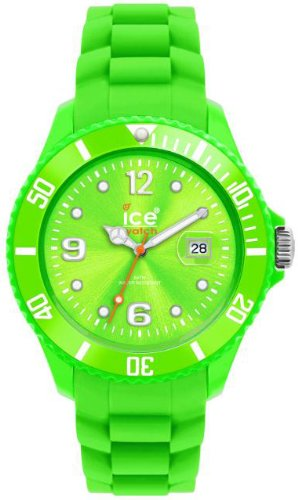 Ice-Watch Ice-Forever - Reloj (Reloj de pulsera, Unisex, Poliamida, Verde, Poliamida, Verde)