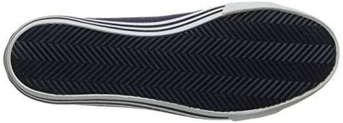 Helly Hansen Oslo Fjord Canvas, Sneakers Basses Femme Bleu (Navy/white)