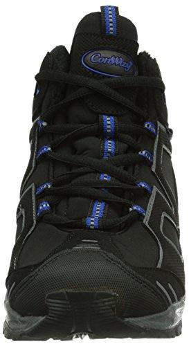 Conway 600325, Boots mixte adulte Noir