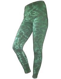 609a7d97cef4 PANASIAM Legging, super weich   stretchy, knallig bunte Farben, Unisize  passt M