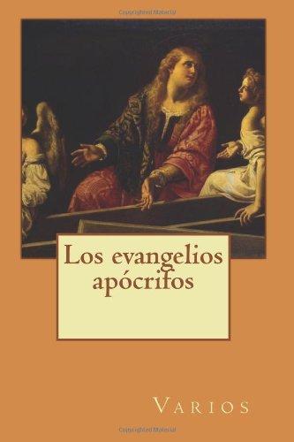 Los evangelios apocrifos por Varios epub
