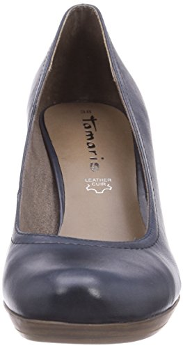 Tamaris, 1-1-22410-20, Scarpe col tacco donna Blau (Blau Matt 22)