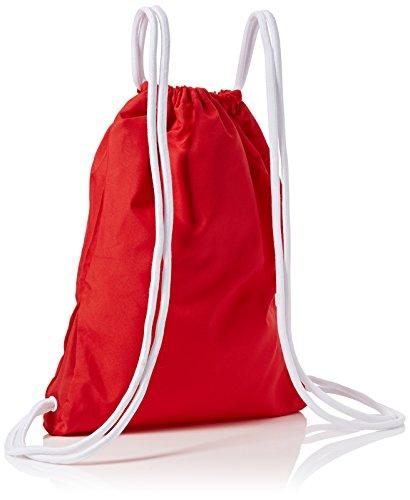 Imagen de mstrds basic unisex gym saco , color rojo, tamaño talla única alternativa