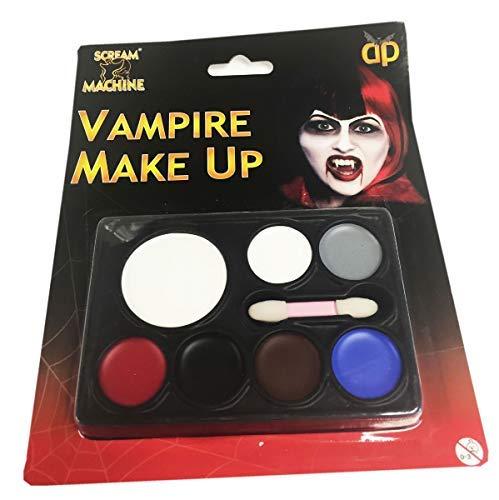 Kit maquillaje vampiro Davies 11583 Halloween