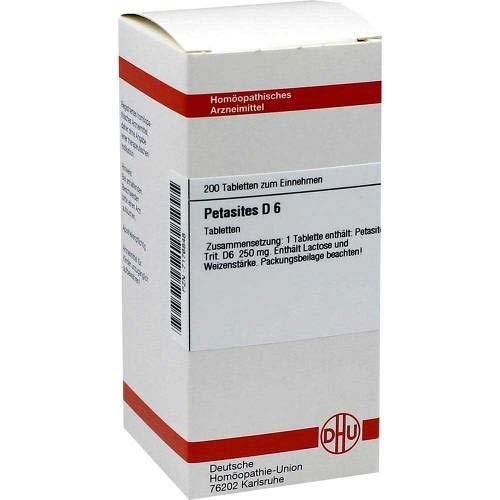 Petasites D 6 Tabletten 200 stk