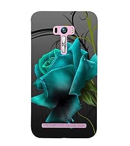 ifasho Designer Back Case Cover for Asus Zenfone Selfie ZD551KL (Rhododendron Arboreum Rose Box Rose Tea FatEstablishmentSocietyCelebrity)