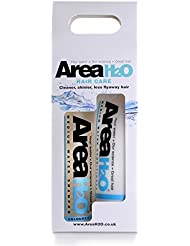 AreaH2O Coloured Hair Shampoo and Conditioner Duo for Medium Water