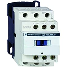 Schneider elec pic - pc5 03 06 - Contactor auxiliar 5na 380v 50/60hz