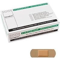 Steroplast sterostrip hypoallergene Pflaster, 6x 2cm, 100Stück preisvergleich bei billige-tabletten.eu