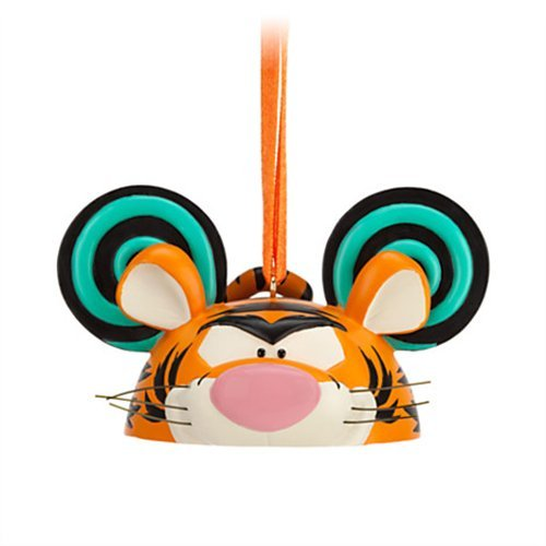 US Disney than Park 'Tigger Ear Hat Ornament / Tigger - I~ya hat ornament ' by Disney