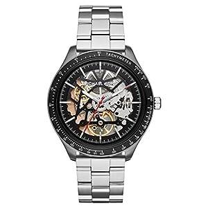 Michael Kors Reloj Analógico para Hombre de Automático con Correa en