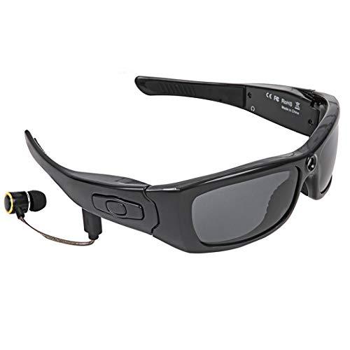 Bluetooth Video Sonnenbrille Mode Sport Smart Brillen Outdoor Radfahren Stilvolle Wireless (Video-brille Für Das Ipad)