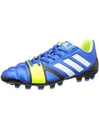 adidas F50TRX FG, zapatillas de fútbol para hombre, naranja (Orange/Noir/Blanc), 39 1/3 EU