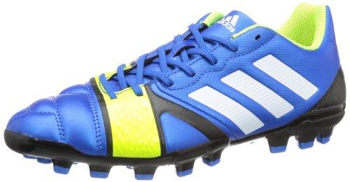 adidas nitrocharge 3.0 TRX AG - Zapatos de fútbol de material sintético hombre, color azul, talla 41 1/3