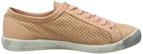 ... Softinos Damen Ica388sof Sneakers Rosa (Salmon)