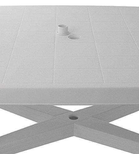 robuster-gartentisch-138x88cm-rechteckige-tischplatte-beistelltisch-campingtisch-balkontisch-terrassentisch-kunststofftisch-gartenmoebel-balkonmoebel-campingmoebel-terrassenmoebel-kunststoff-3