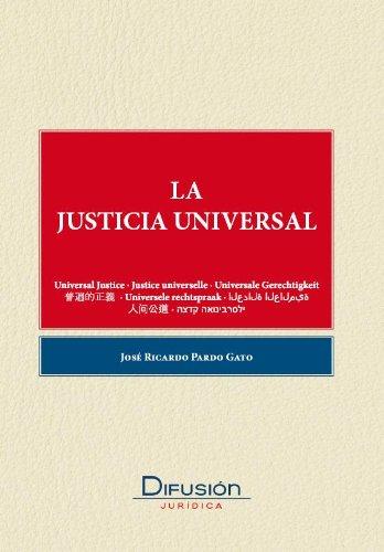 La Justicia Universal por José Ricardo Pardo