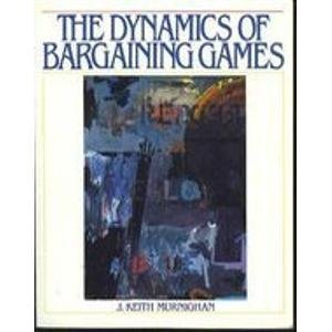 The Dynamics of Bargaining Games