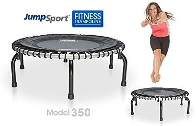 JumpSport Fitnesstrampolin- Einzelgummiseil Aufhängung (Modell 350) NEUES MODELL 2017 von JumpSport Fitnesstrampoline