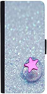 Snoogg Starfish Jelly Designer Protective Phone Flip Case Cover For Htc Desire 526G Plus