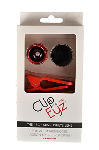 ClipEyz - Rouge - Rouge