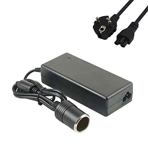 Digit.Tail Netzgleichrichter Netzadapter Spannungswandler Konverter 220V/230V/240V auf 12 Volt 6 Ampere (72W) KFZ Zigarettenanzünder Handy Ladegerät AC/DC Adapter Netzteil für PKW Kühlbox Akkusauger