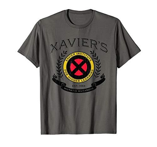 Marvel X-Men Xavier Institute for Higher Learning  T-Shirt