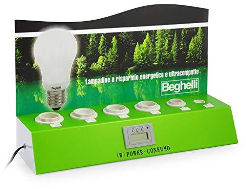 BEGHELLI EXPO TESTER LAMPADE NEXTRADEITALIA Confezione da 1PZ