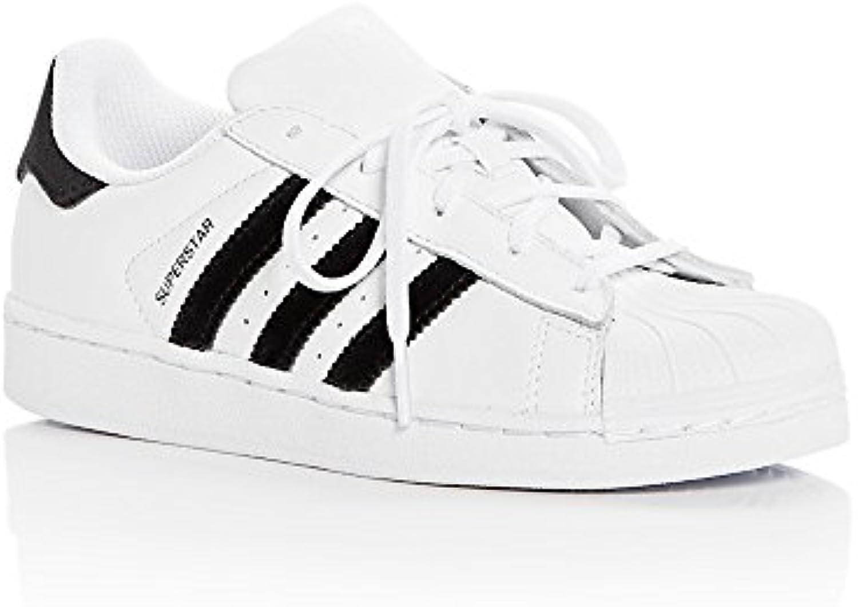 adidas enfants unisexe originaux superstar chaussures m) (12 petit m) chaussures 961bd9