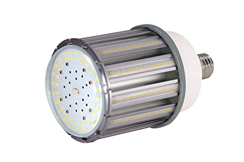 Satco S9397 120 Watt (600 Watt HID Äquivalent) 16.000 Lumen Länge 10,37 Zoll Durchmesser 5.87 Zoll nicht dimmbare LED Tageslicht 5000K -
