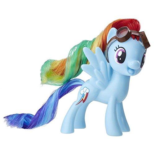ndschaft ist Magie – Rainbow Dash – 7,5 cm Spielfigur mit Accessorie (Pony Dash)