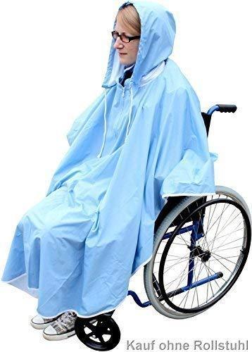Regenschutz für Rollstuhl, Fahhrad usw., Regencape von Medi-Inn