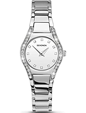 Sekonda Damen-Armbanduhr Analog Quarz 2199.27