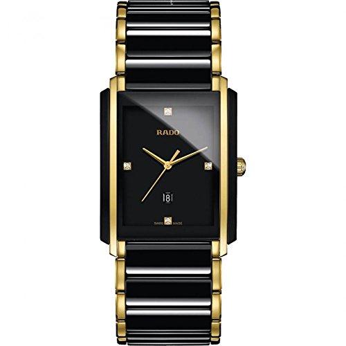 Rado Herren-Armbanduhr mit Jubile Black Diamond r20204712