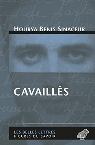 Cavaillès (Figures du savoir t. 53) par Hourya Benis Sinaceur