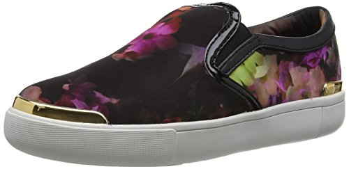 Ted Baker - Sneaker, Donna Multicolore (Cascading Floral)