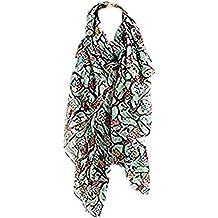MRULIC Echarpes foulards femme Hijab pour l islam Musulman Islam Muslim  Viscose Premium Maxi Crinkle e0d13ffed60
