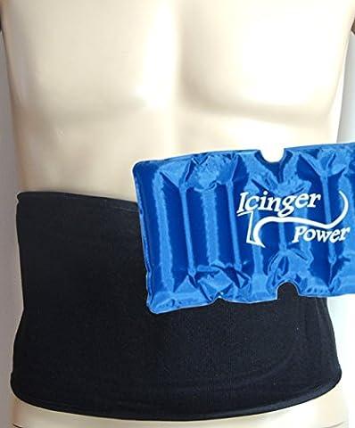 Ceinture abdominale refroidissante pour maigrir par le froid - mieux que les ceintures électriques - Ora Cd Collection