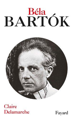 Béla Bartok par Claire Delamarche
