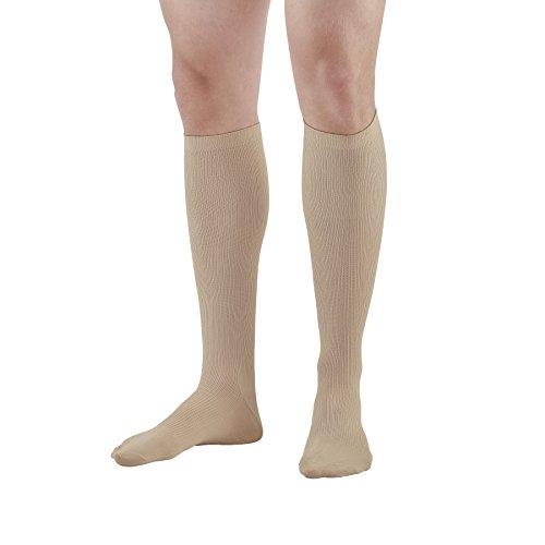 Ames Walker Herren AW Stil 103Kompression Knie Hohe Socken–15–20mmHg Nylon/Spandex 103tw-p