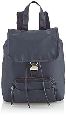 Gerry Weber Lemon Mix Backpack, Sacs portés dos femme - Bleu (Blue/Black 049), 25x32x14 cm (B x H x T)