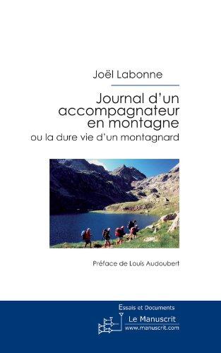 Amazon.fr - Journal D'Un Accompagnateur En Montagne - Joël