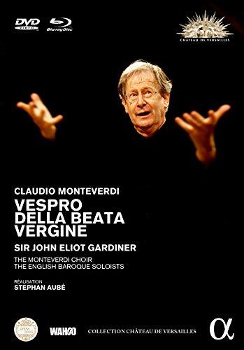 Monteverdi: Marienvesper - Vespro della Beata Vergine (DVD & Blu-Ray)