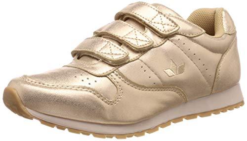Lico Damen Glare V Sneaker, Gold Rosegold, 40 EU