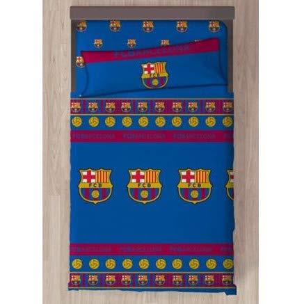 Juego de Sabanas para cama de 90 de FC Barcelona