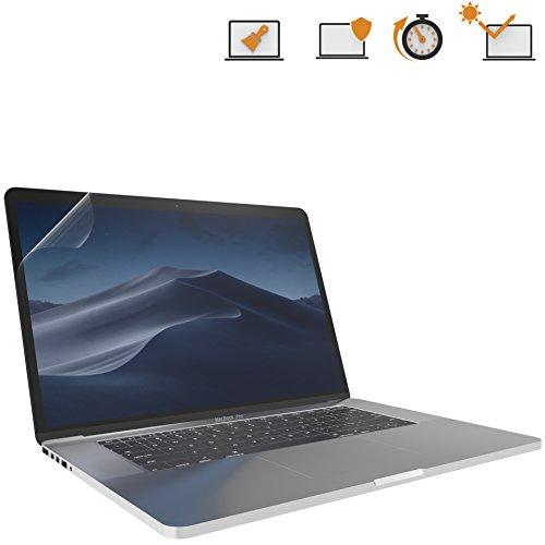 "innoGadgets Display-Folie kompatibel mit MacBook ""MacBook Pro Retina 15 Zoll (Mitte 2012 - Mitte 2015)"" | Display-Schutzfolie [für ALLE MacBook Modelle] | Display-Schutz + GRATIS Reinigungs-Set – Matt"