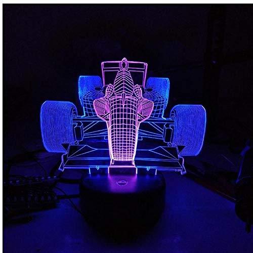 CSXM-Tabelle lamp3D beleuchtet die Bunte Tischlampennote der Änderung 3D, die die geführteSichttischlampentabelleauflädt, die modern ist -