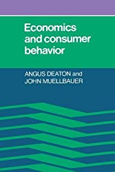 Economics and Consumer Behavior by Angus Deaton (1980-05-30)